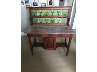 Lovely marble topped washstand