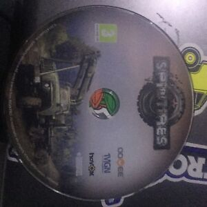 Pc game spin tires