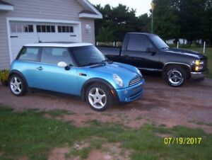 2005  Mini Cooper Coupe (2 door) forsale or trade
