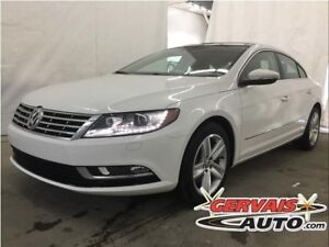 Volkswagen CC Sportline Cuir Toit Panoramique MAGS 2013
