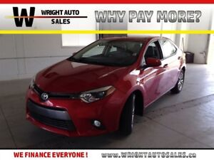 2015 Toyota Corolla LE|SUNROOF|BACKUP CAMERA|9,265 KMS