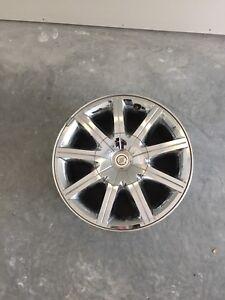 4 Chrysler 300 chrome rims