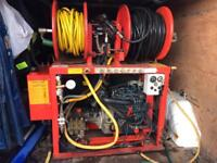 Ford Transit Drain Jetter pack