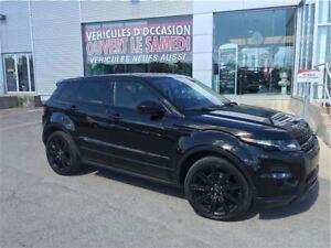 2015 Land Rover Range Rover Evoque Dynamic *BLACK PACKAGE *