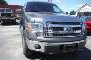 2013 Ford F-150 XLT + XTR package