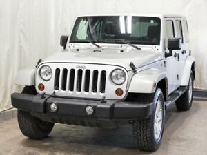 2011 Jeep Wrangler Unlimited Sahara 4WD Automatic w/ XM/MP3/CD P