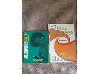 GCSE Chemistry Revision Books