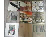 VINYL collection (complete Led Zeppelin & Cream) 15 mint Albums