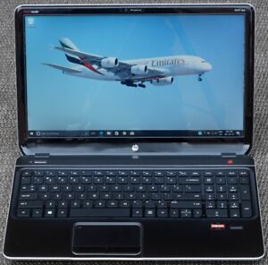 "15.6"" HP Envy DV6 AMD A8-4500M 750GB Hard Drive 6GB RAM Laptop"