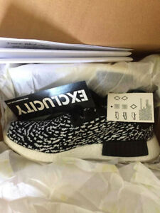 Selling Sashiko NMD_R1 PK  with tags and receipt