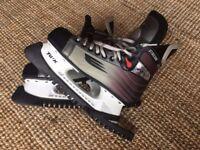 Bauer Vapor Ice Skates 7.5UK