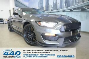 2016 Ford Mustang Shelby GT350| VOITURE SPORT 4 PLACES, TRÈS RAR