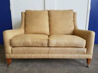 LUXURY DURESTA EMMA FABRIC SOFA SETTEE LOVE SEAT LOVESEAT WITH FRONT CASTORS DELIVERY AVAILABLE