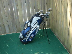 Men's RH King Cobra golf set & Men's RH Ben Hogan golf set