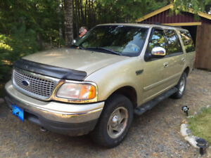 1999 Ford Expedition SUV, Crossover