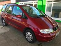 1998 Seat Alhambra 2.0 7 Seat Full Service 13 Stamps Mot 19/08/2018