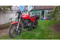 Suzuki GSX 250 (not running)
