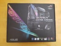 ASUS ROG STRIX Z270E Intel Gaming Motherboard (Brand New in Box)