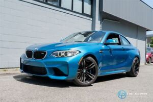 2017 BMW M2 Coupe!! Only 1300kms!! Like New!!