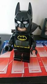 Lego batman clock not used