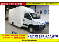 2009 - 09 - IVECO DAILY 65C18 4X2 6.5TON MOBILE LIBRARY C/W DISABLED ACCESS LIFT