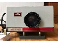 Prinz 300 Lowline Slide Projector 35mm in good condition for its age