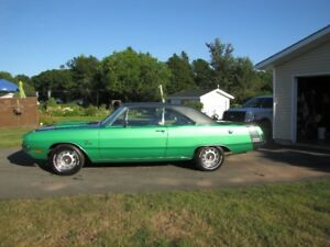 1971 Dodge Dart Swinger 3404bb1 Automatic