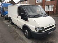 Ford transit very clean and low mileage no vat