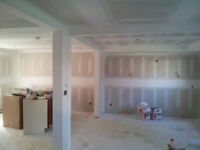 Mudpro drywall, taping, and stucco removal