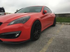 2010 Hyundai Genesis Coupe 2.0t GT Coupe (2 door)
