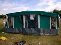 Conway phoenix trailer tent
