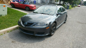 Mazda 6 Gs-V6 2005 as is Nego