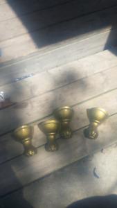 Cast iron claw foot bath tub legs