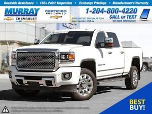 2016 GMC SIERRA 2500HD Denali *Remote Start, OnStar, Rear View C