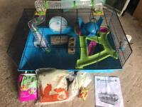 Large Hamster Cage - very good condition