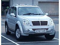 *TOP SPECS* Rexton II 2.7 SX AWD same as Mercedes ML 270 M Class Solid 4x4 Jeep like BMW X5 , Shogun