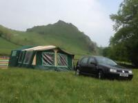 Conway Tent Trailer in working order