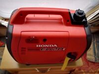 2000w Honda Inverter Generator EU20I Brand New Unused