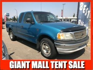 1999 Ford F-150 XLT 4x2 **LOW KMS!!**