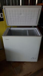 apartment size freezer free delivery