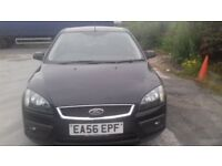 ((DIESEL 1.8)) FORD FOCUS ZETEC MOT TILL JANUARY 2018 EXCELLENT CONDITION DRIVES REALLY WELL