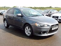 2011 Mitsubshi lancer 2.0 diesel with only 45000 miles, motd august 2018 excellent example