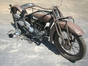 INDIAN SCOUT 101 Project. Any Condition considered WANTED!