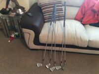 Nicoll of Scotland golf clubs