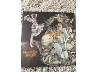 Kate Bush Never For Ever Vinyl
