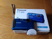 Panasonic Lumix DMC-FT30 Digital Camera NEW & BOXED