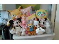 joblot toys/teddies