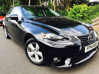 LEXUS IS300H HYBRID 2014 DONE ONLY 49000 IS 300h MILES LEXUS HISTORY NOT PRIUS MERCEDES BMW VW HONDA