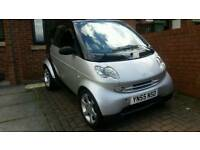 Smart fourtwo cabriolet city not bmw, audi, vw, r32,r,s3,tdi