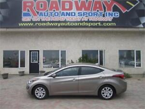 2015 Hyundai Elantra GL     Local PST Paid